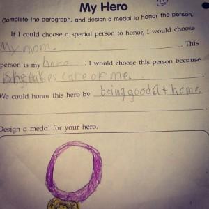 Ethan's Hero
